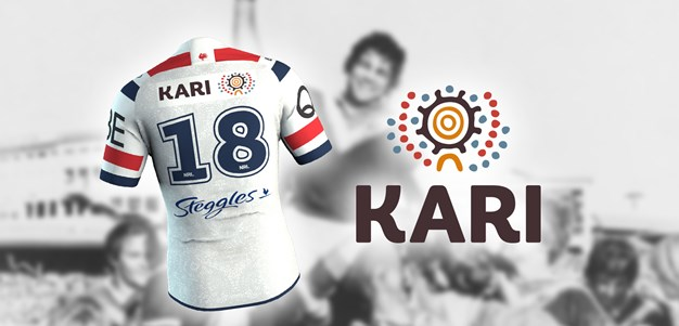 Roosters partner with KARI Foundation for Indigenous Round
