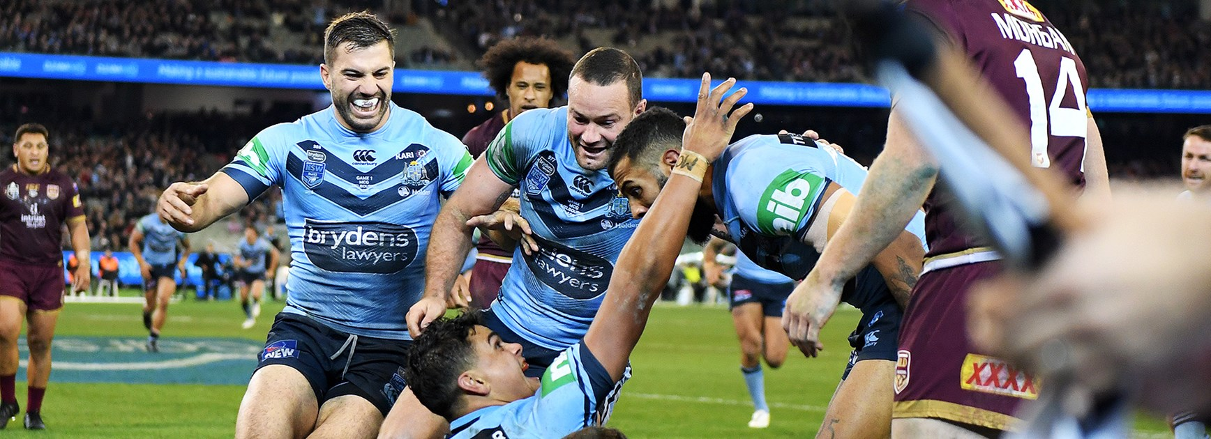 Tedesco fires Fittler's Blues to Origin I win