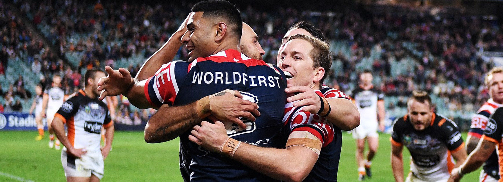 Key Points | Roosters v Wests Tigers