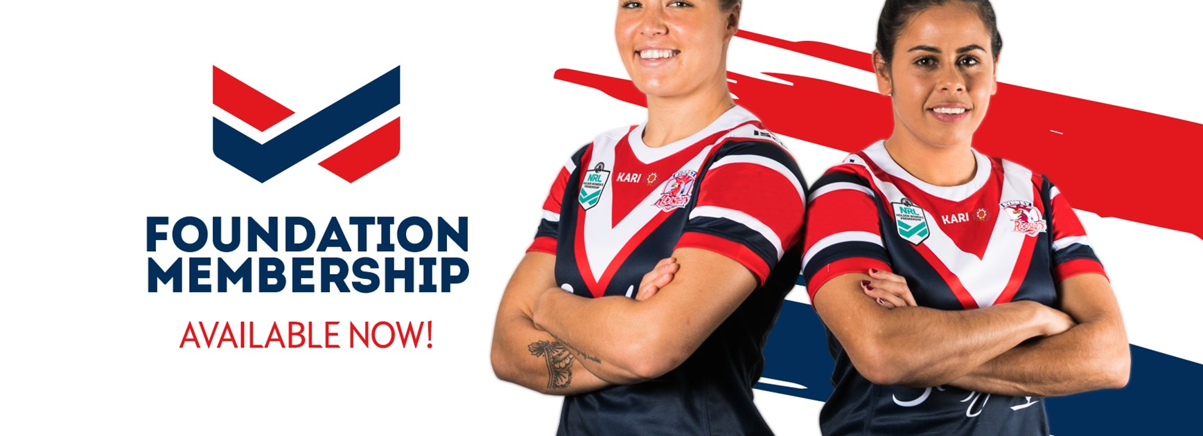 NRLW Membership On Sale Now