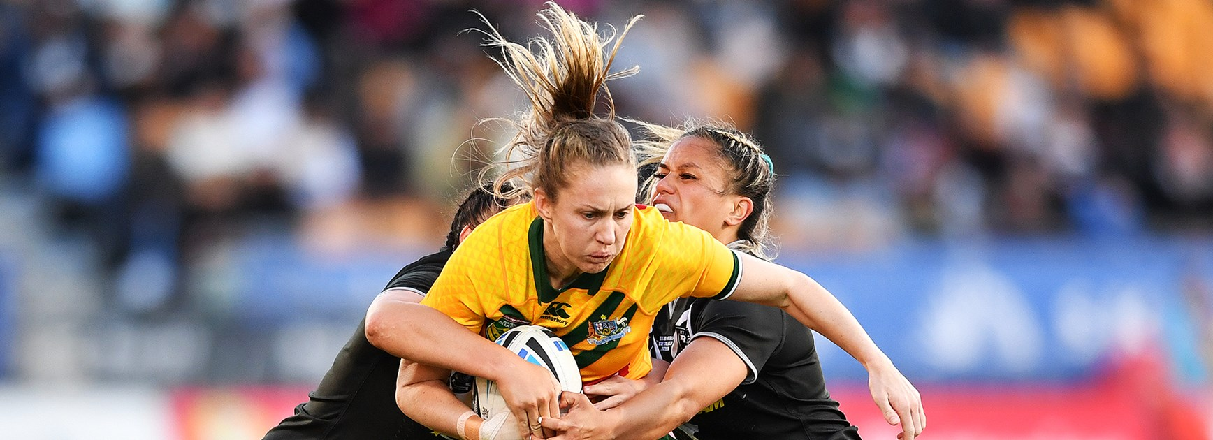 Jillaroos enjoying improved financial rewards