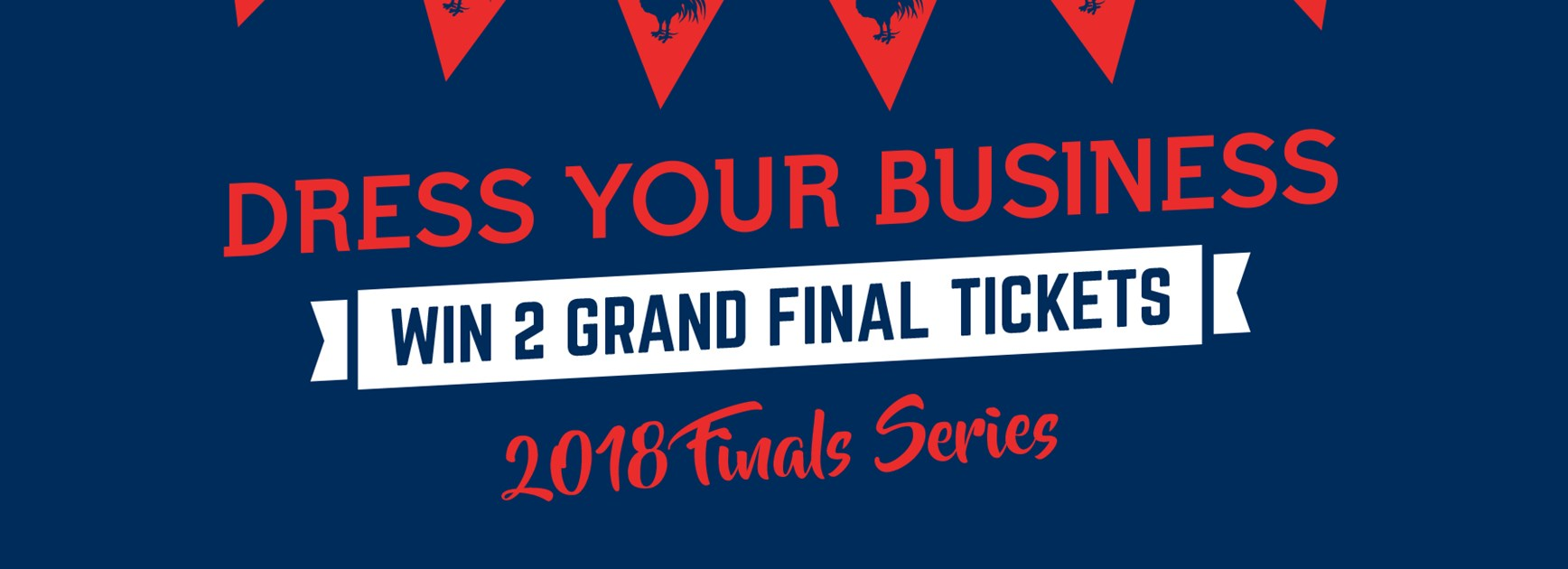 Dress Your Business For Grand Final