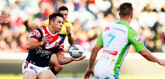 Roosters Fall In Tight One With Raiders