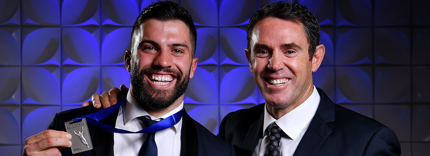 James Tedesco Awarded the Brad Fittler Medal