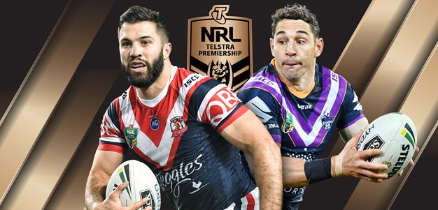 NRL Grand Final Preview | Roosters v Storm