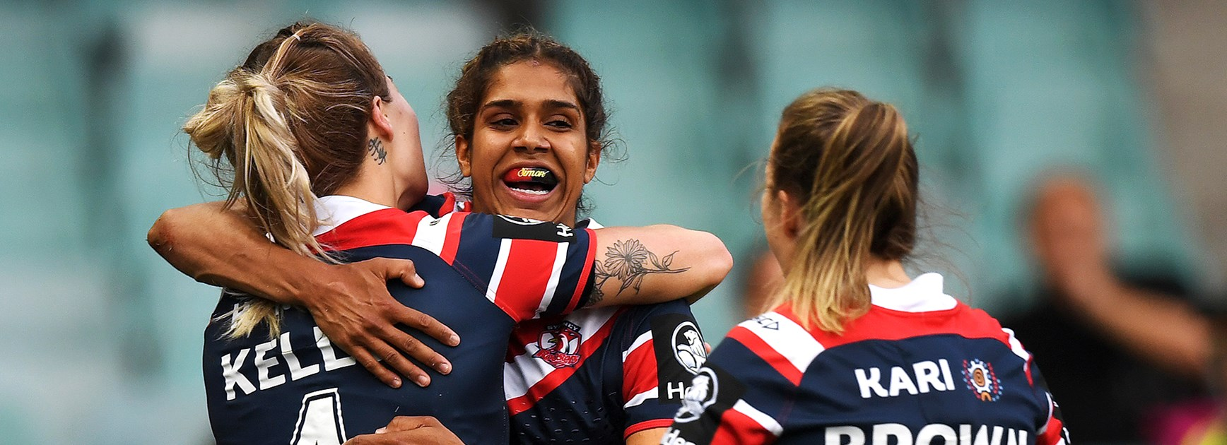 Simon scores four as Roosters reach NRLW decider
