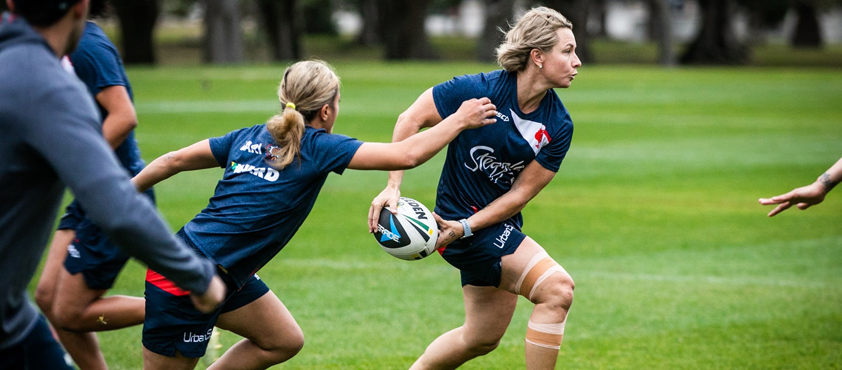 Women's Captain's Run | Round 1