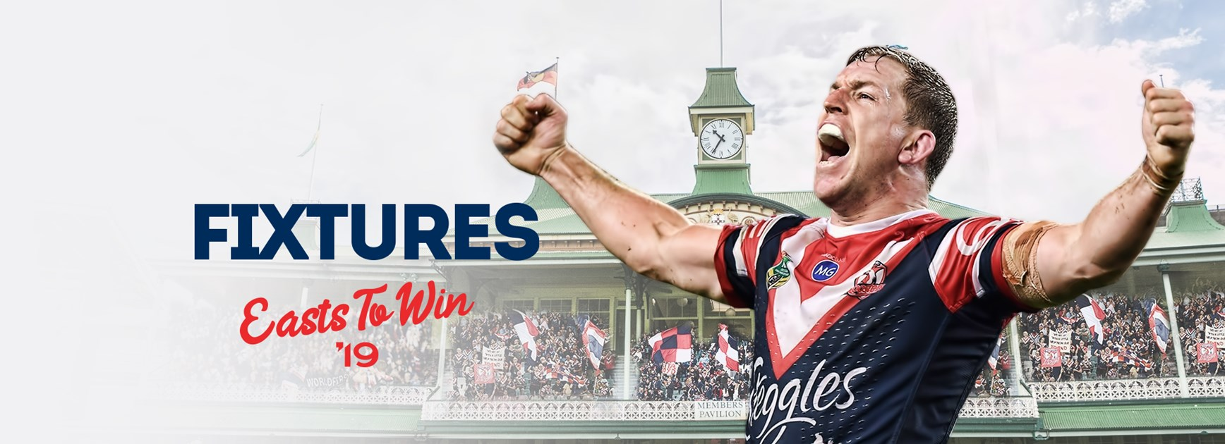 Sydney Roosters 2019 NRL Draw