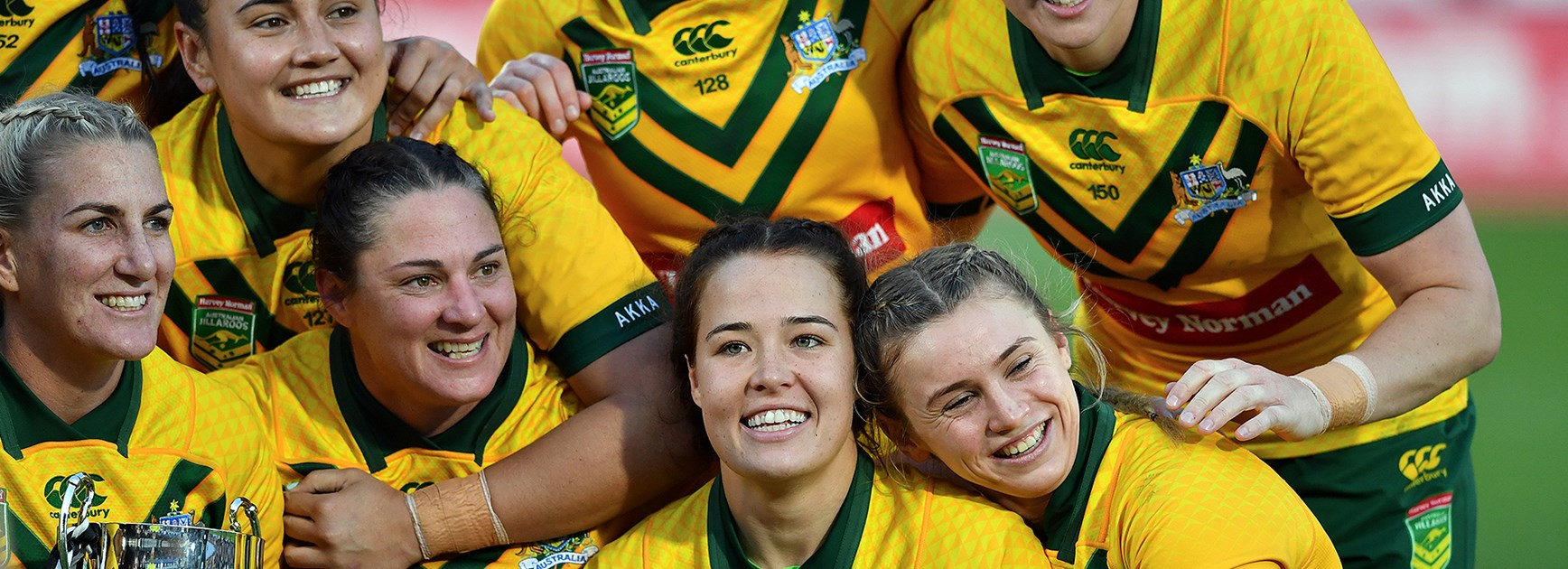 Jillaroos overcome injuries to pip Kiwi Ferns in a thriller