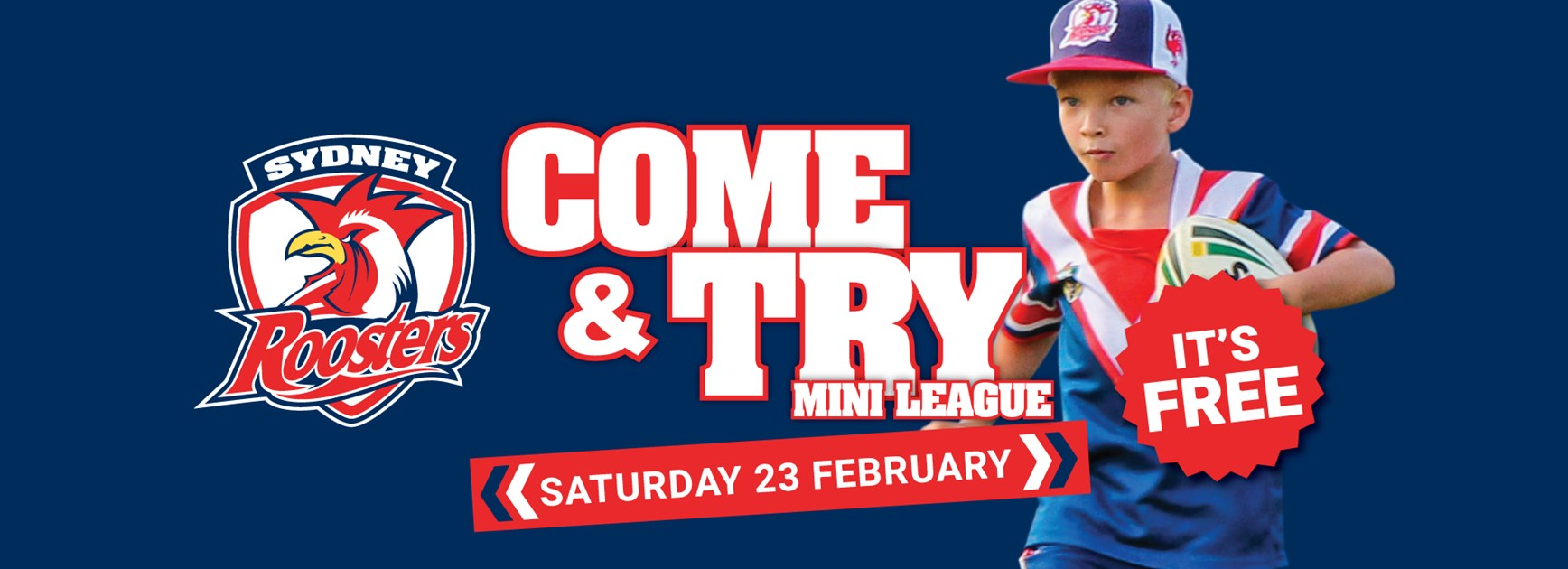 Come And Try Mini League | Eastern Suburbs