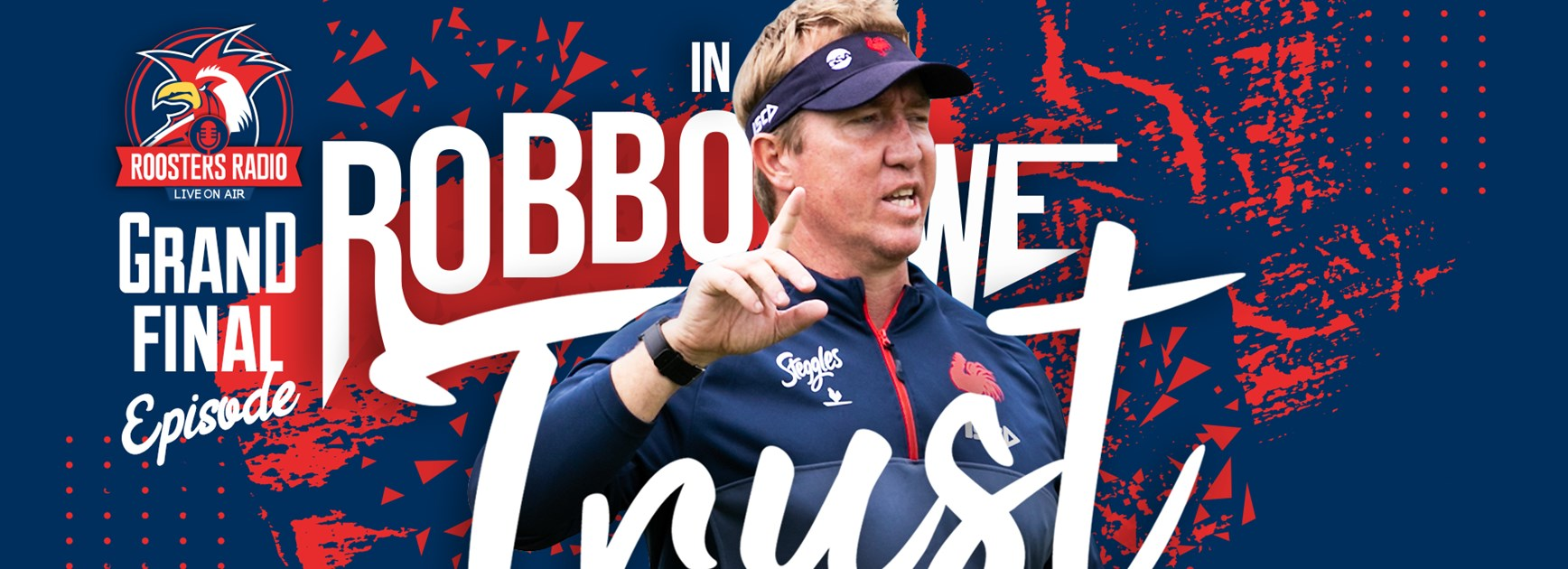 Roosters Radio | Trent Robinson