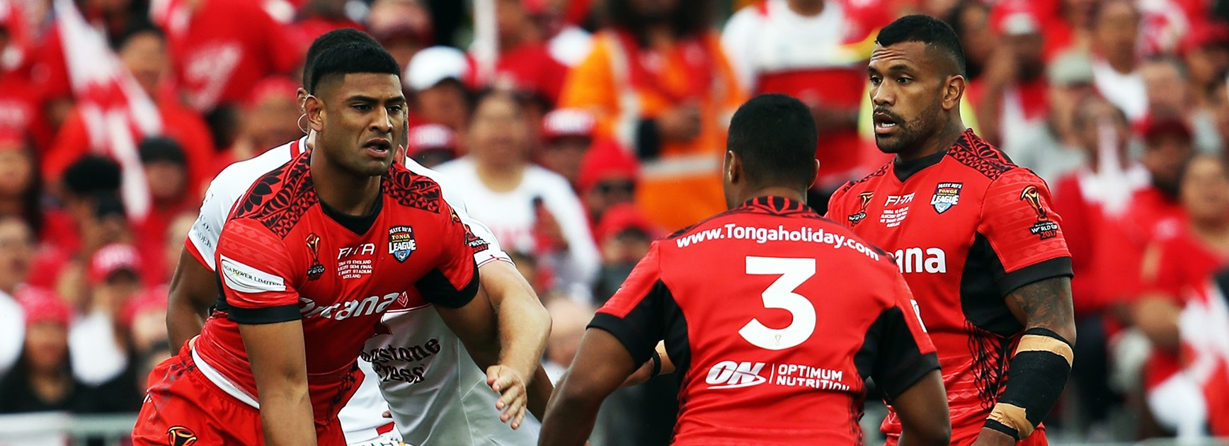 Tonga Invitational v Great Britain: Late changes for Tonga