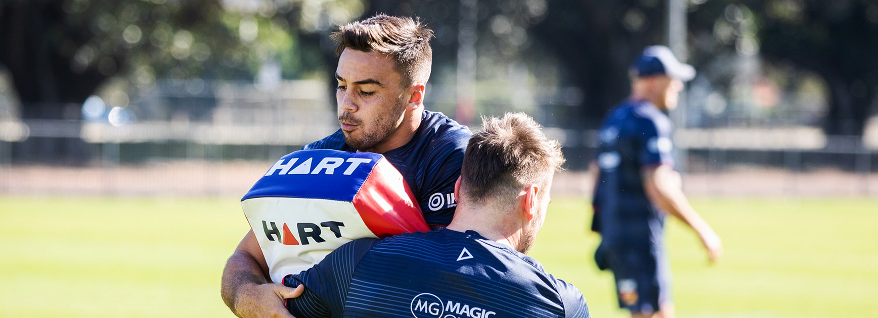 Roosters Youngsters Set For NRL Pre-Season
