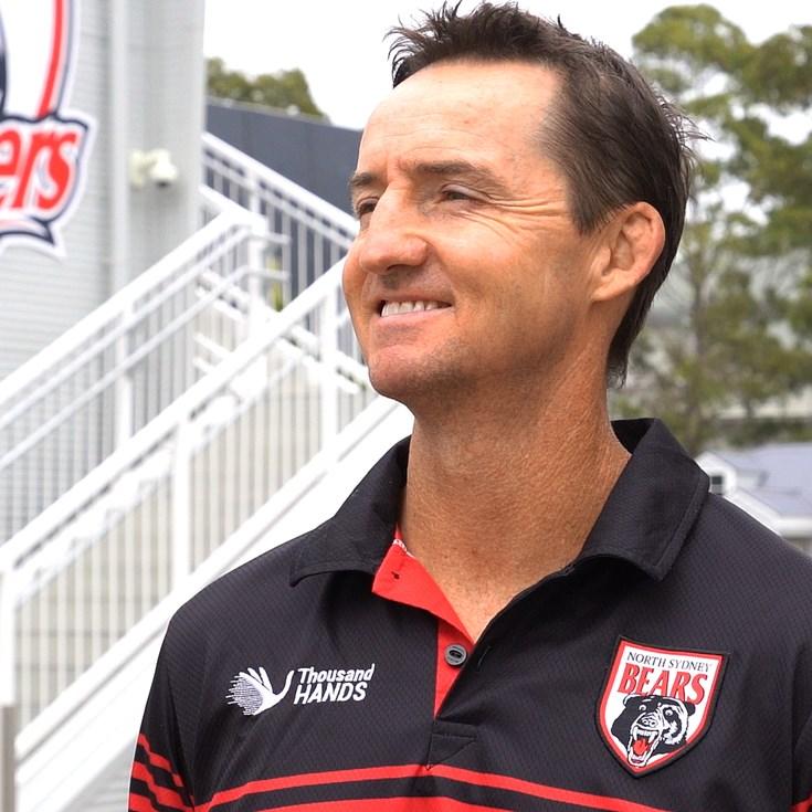 Jason Taylor Extends With North Sydney Bears