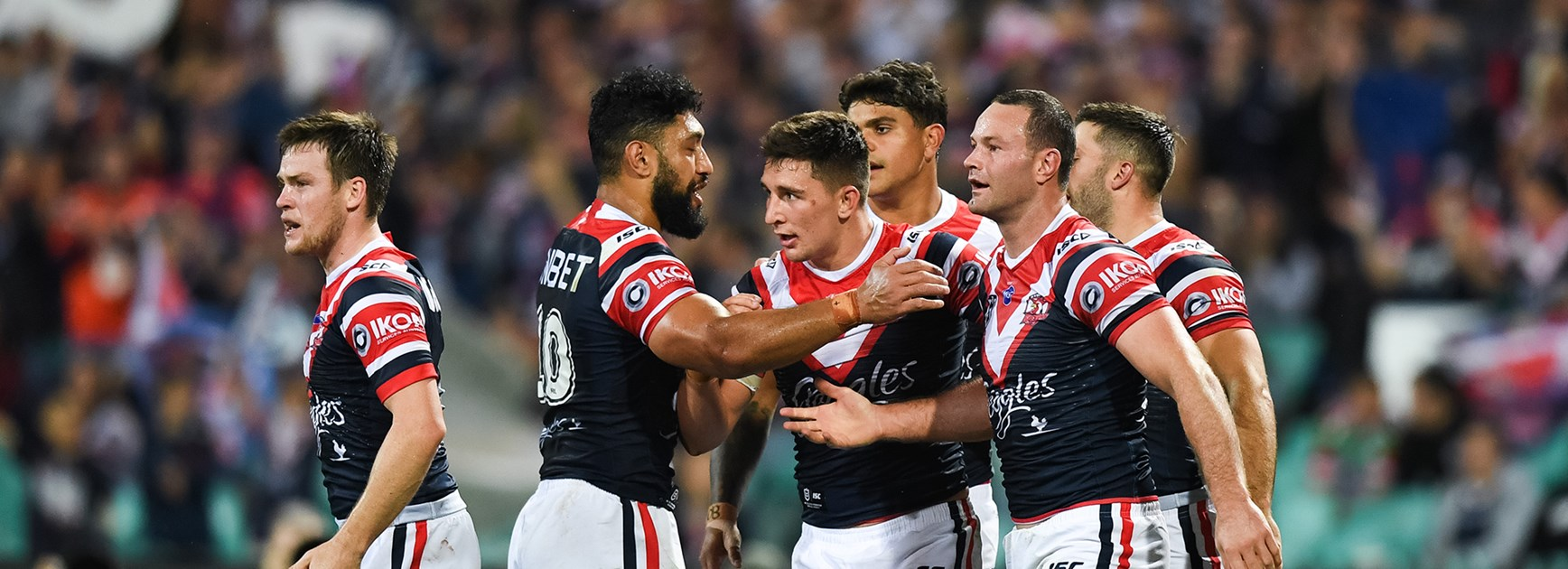 Sydney Roosters 2019 Stat Leaders