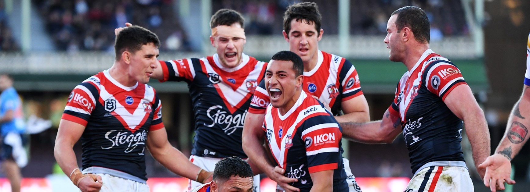 Sydney Roosters 2020 Squad