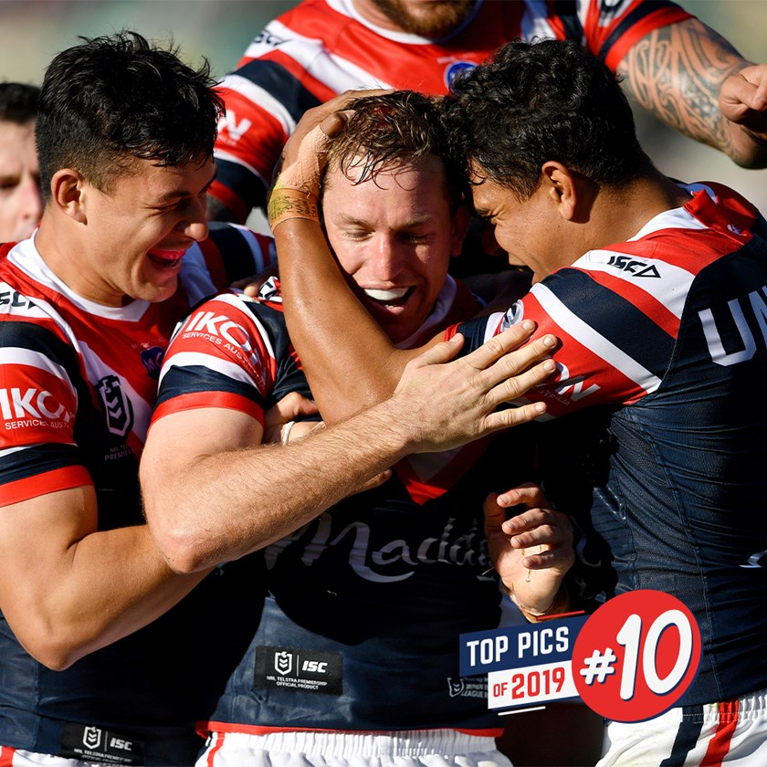 Mister reliable comes through for the Roosters