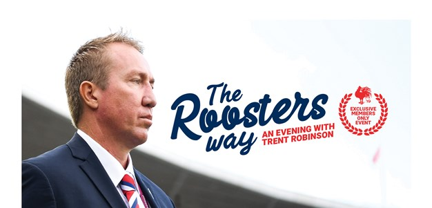 The Roosters Way | An Evening With Trent Robinson