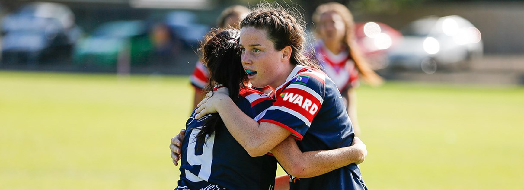 Tarsha Gale Roosters Fight Hard In Narrow Loss