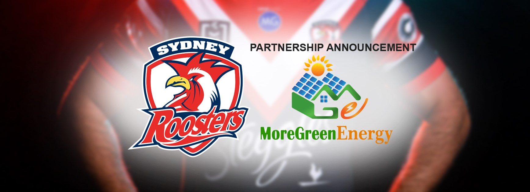 MoreGreen Energy To Power Sydney Roosters