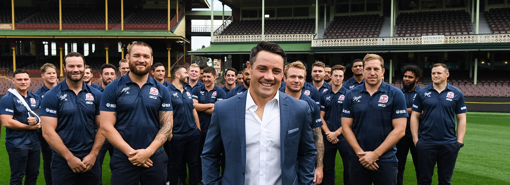Cooper Cronk announces his retirement
