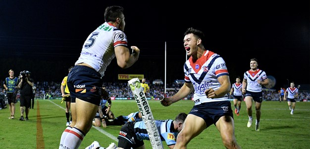 Roosters Get Job Done Against Sharks
