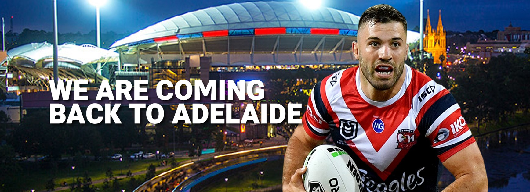 Become a Roosters Adelaide Member and secure your seats today!