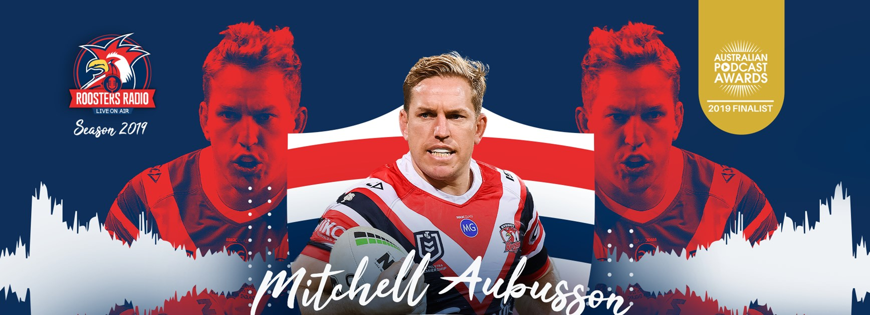 Roosters Radio | Mitchell Aubusson