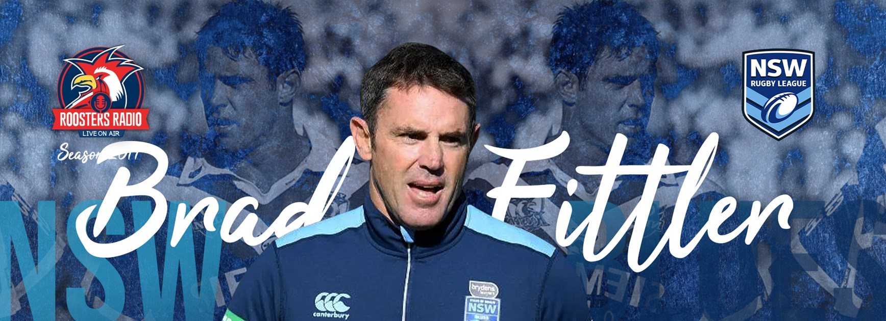 Roosters Radio | Brad Fittler