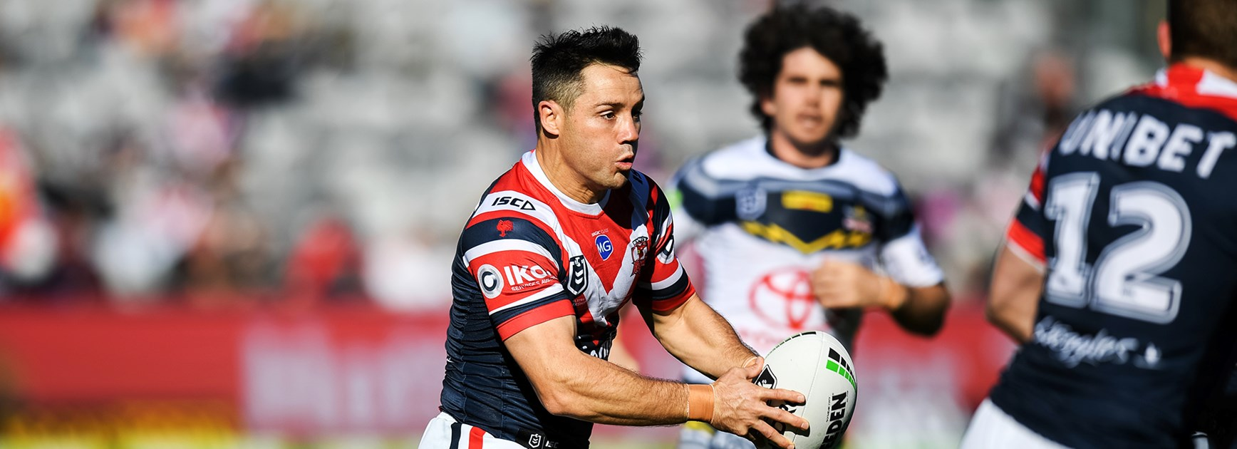 Clifford field goal lifts Cowboys past Roosters in Cooper's 300th