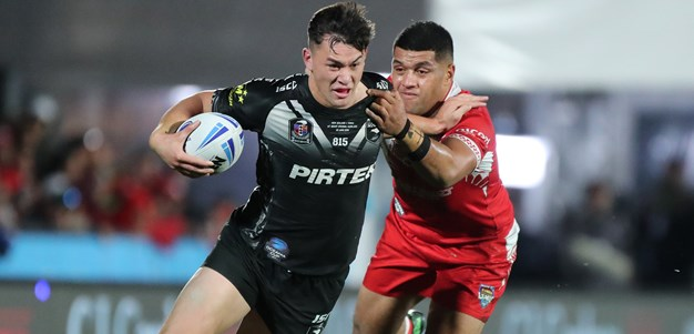 Kiwis plan Tests against Tonga and Kangaroos before World Cup