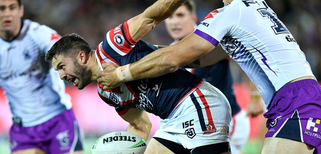 Roosters Fall Short In Nail-Biter