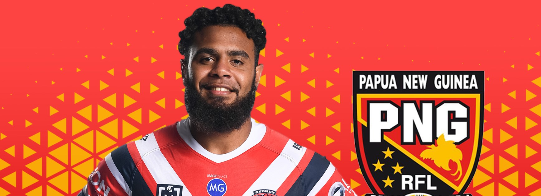 Bernard Lewis Added To PNG Squad