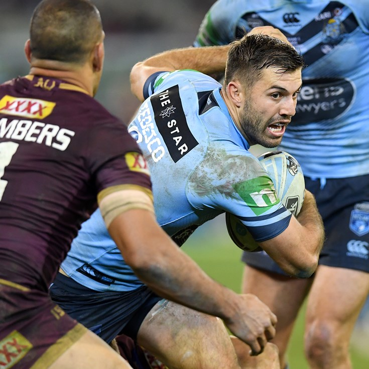 Stat of Origin | Tedesco the king of high-speed