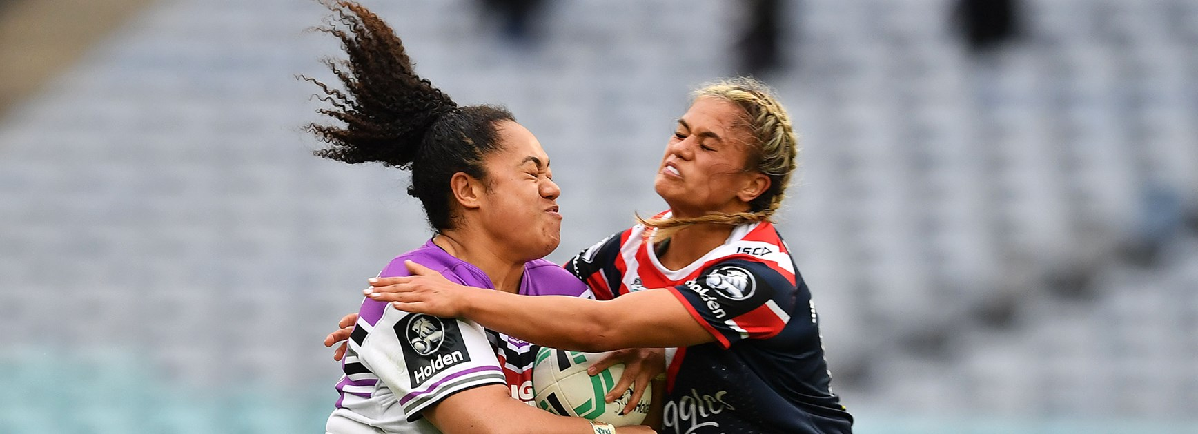 NRLW Roosters v Warriors: Howard grabs No.7; Nine rookies for Warriors