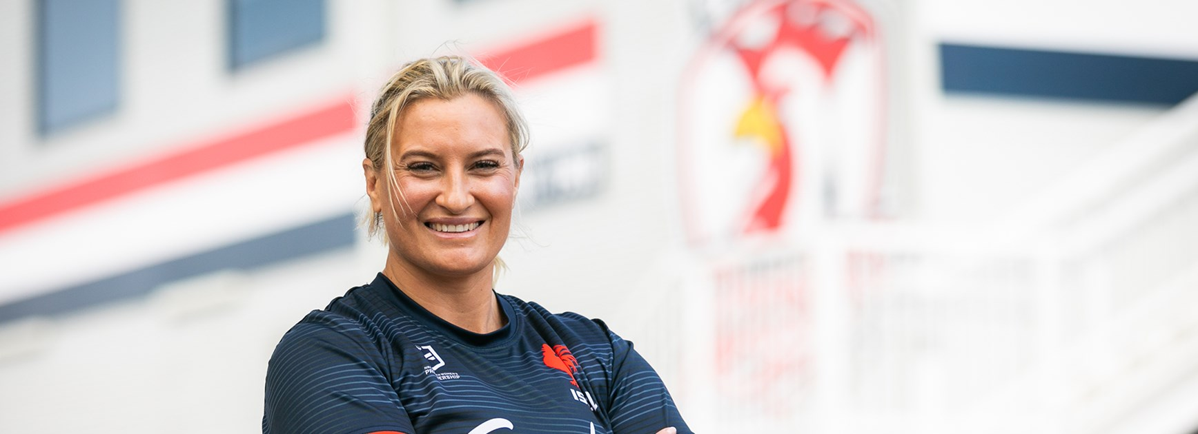 Founding NRLW Roosters player Ruan Sims to retire at season's end