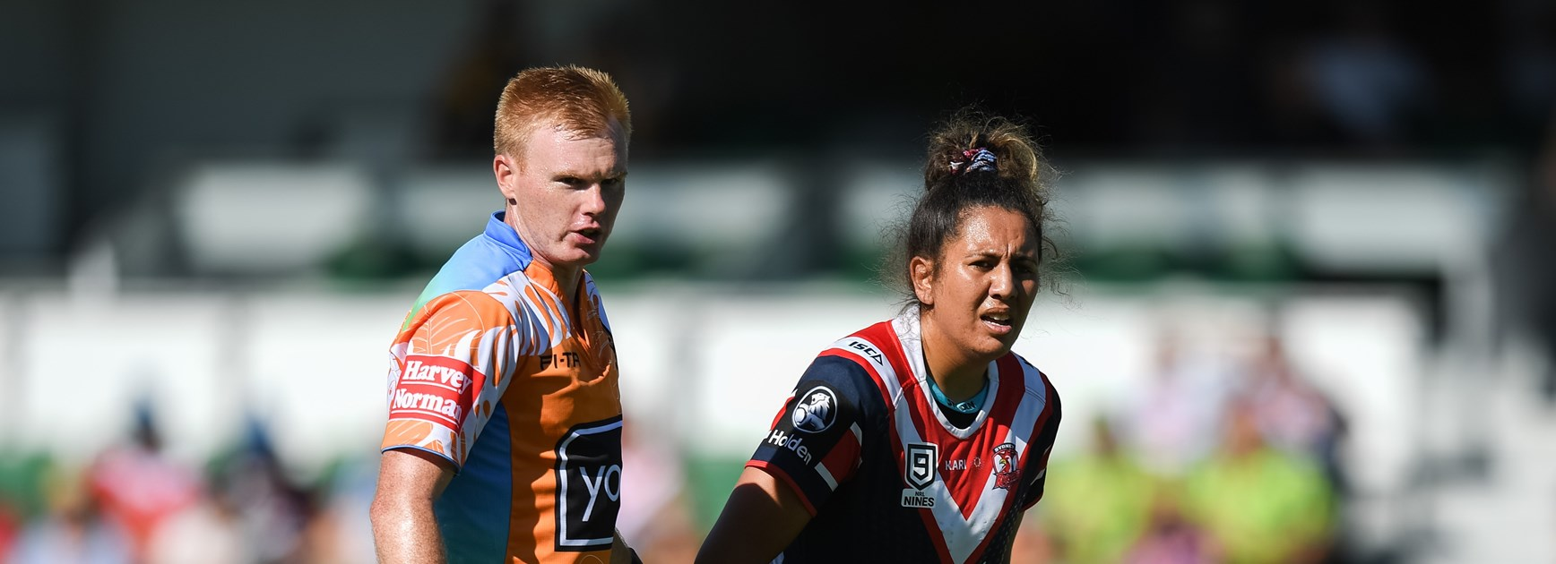 Report | NRLW Game One