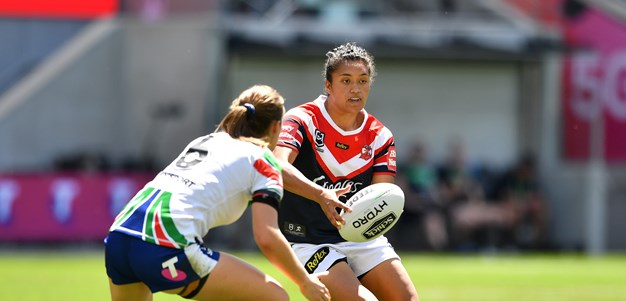 Two Roosters named as finalists for NRLW Players' Champion