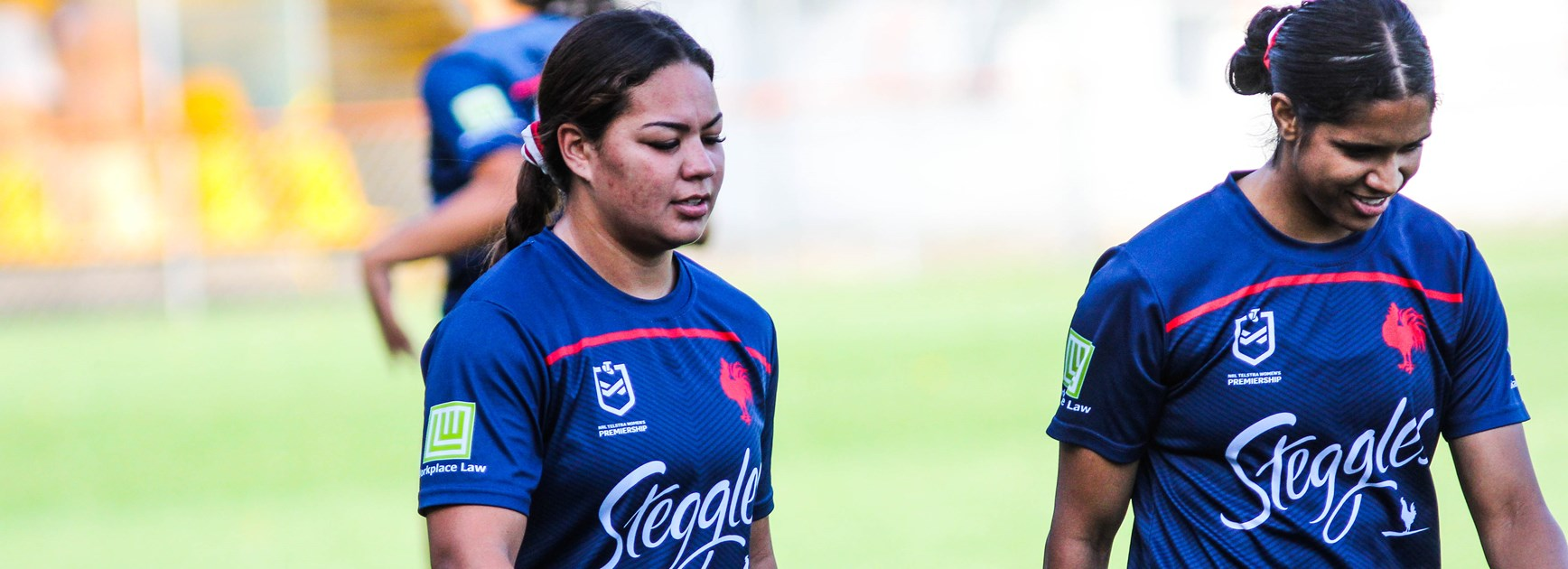 How rookie Cherrington takes leaf out of Luai's confidence book