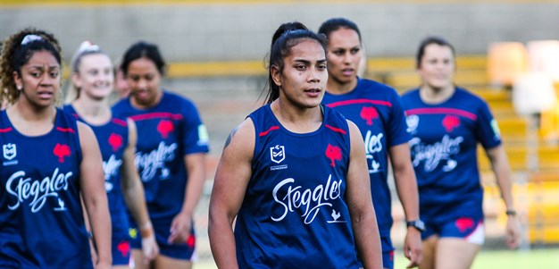 NRLW Captain's Run | Grand Final