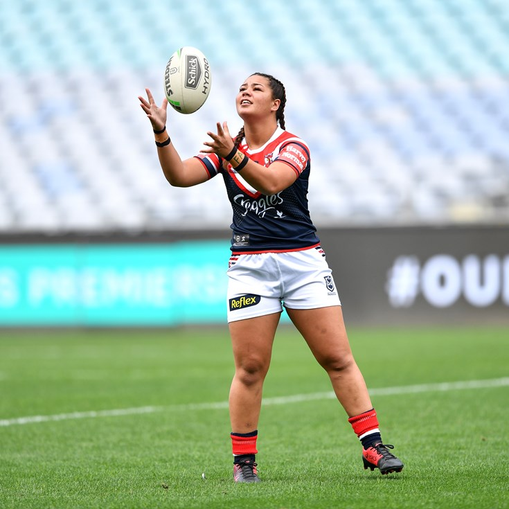 Dally M NRLW Rookie of the Year | Kennedy Cherrington