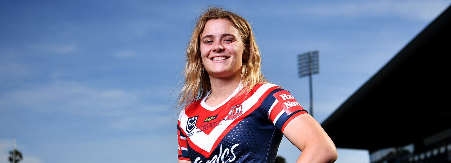 Hannah Southwell named Sydney Roosters Player of the year