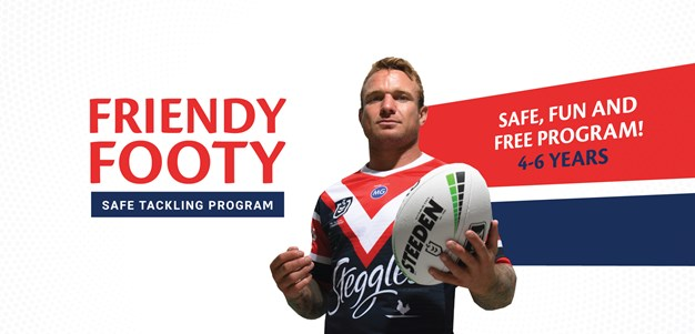 Coming Soon! Friendy Footy Program