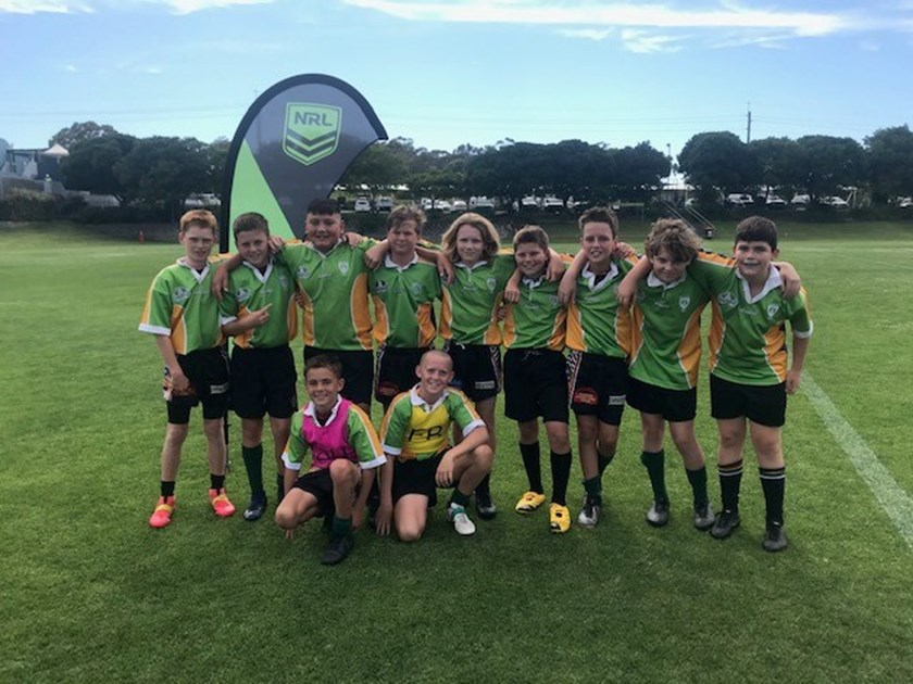 Boys Winners, Bateau Bay Public School