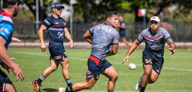 Roosters first grade squad set for pre-season return
