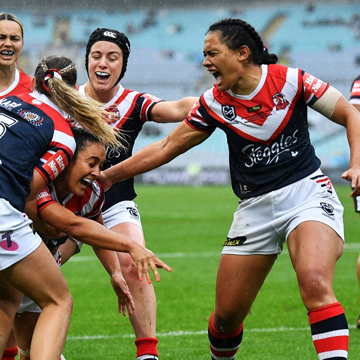 NRLW records its highest quality season in 2020