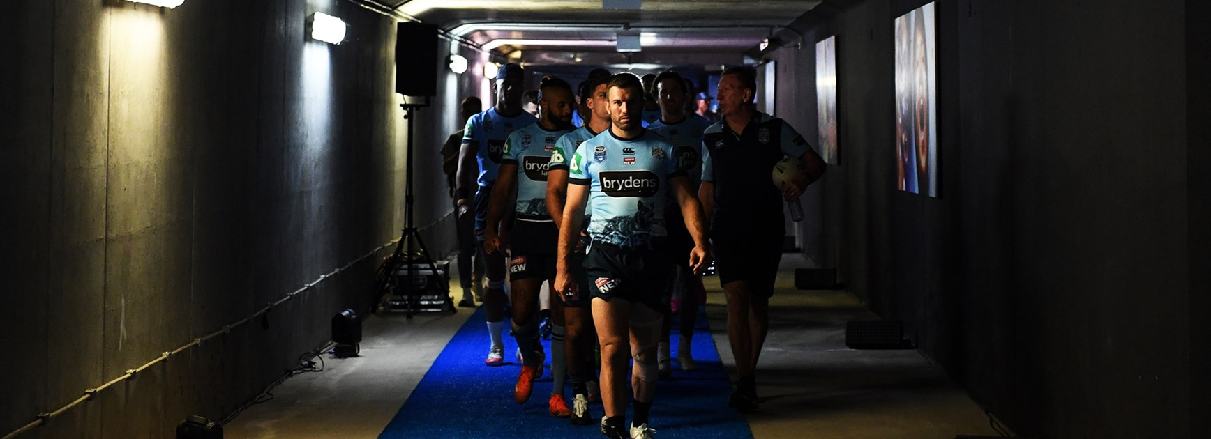 Tedesco leans on Roosters leadership for captaincy inspiration