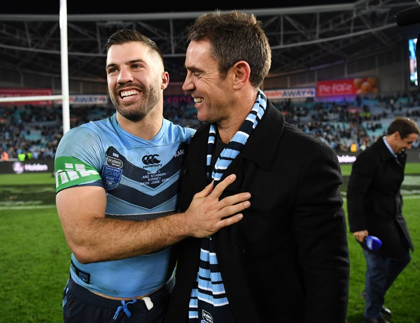 Fittler backs Teddy to do a job as NSW Captain.