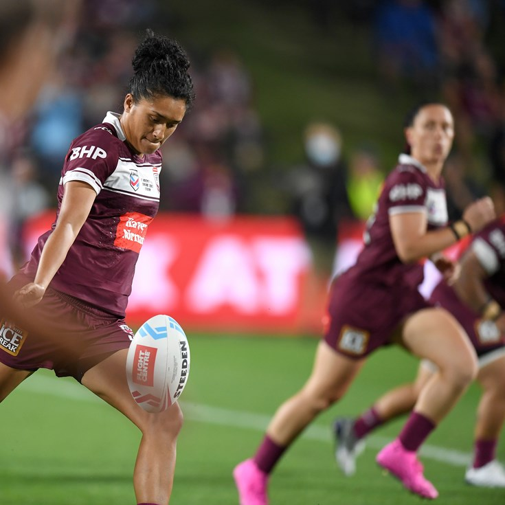 Highlights | Women's State Of Origin