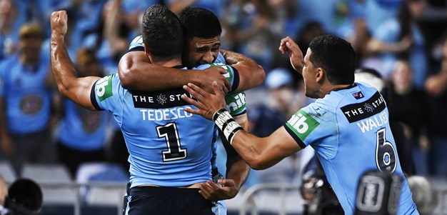 Tupou thrives off Tedesco's self-belief
